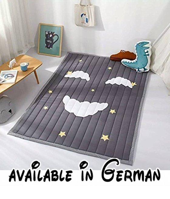 Wohnzimmer Teppich Baumwolle Karikatur Matten Schlafzimmer - teppich wohnzimmer grose