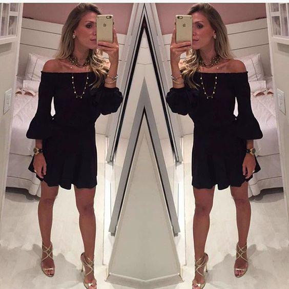WEBSTA @ bynv - Vestido Amalia NV ❤️ On Sale também nas opções mescla e estampa azulejo {bynv.com.br} #bynv #dress #details #style #loveit #inverno16nv #dicabynv #ecommerce