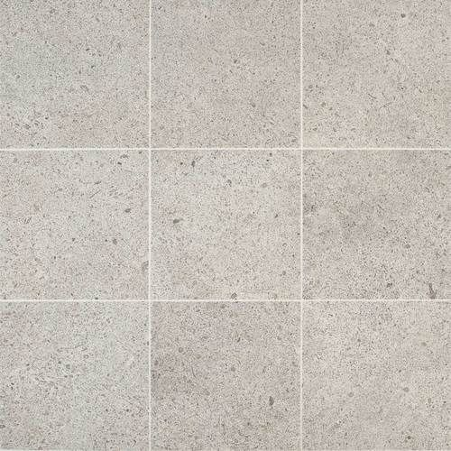 Product from daltile this light gray tile will be used throughout the bathroom it contains Commercial floor tile