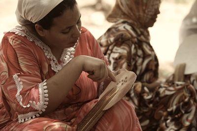 Fördere die Ausbildung von Frauen in Marokko! #Frauen