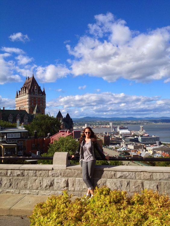 Conhecendo Québec em 1 DIA!