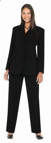 Plus Size Work Clothes,Women 2Pc Pant Set, Career,Business Attire,Church Suit 4-30 Go to the website to read more description.
