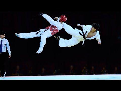 Karate Vs Taekwondo Unbelievable Fight Youtube In 2020 Taekwondo Karate Martial Arts