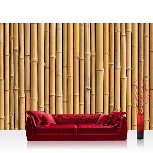 New Vlies Fototapete x cm Top PREMIUM PLUS Foto Tapete Wandbilder XXL Wandbild Bild Fototapeten Tapeten Wandtapete Wanddeko Wand Bambus Wald u