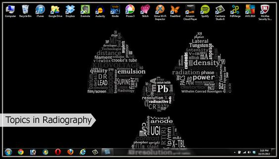 Topics in Radiography: Rad Tech Week Giveaway - Starting off Rad Tech Week early... here's a free downloadable desktop background or wallpaper for your computer, phone, iPad, etc.  Available now thru November 9!
