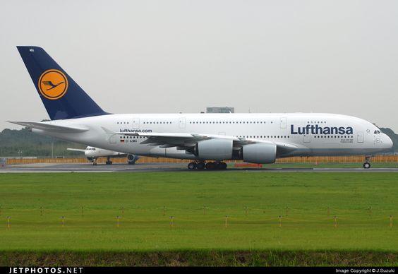 Photo of D-AIMA Airbus A380-841 by J.Suzuki