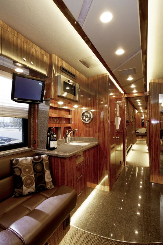 Bus interior tour buses pinterest home buses and Tour bus interior design