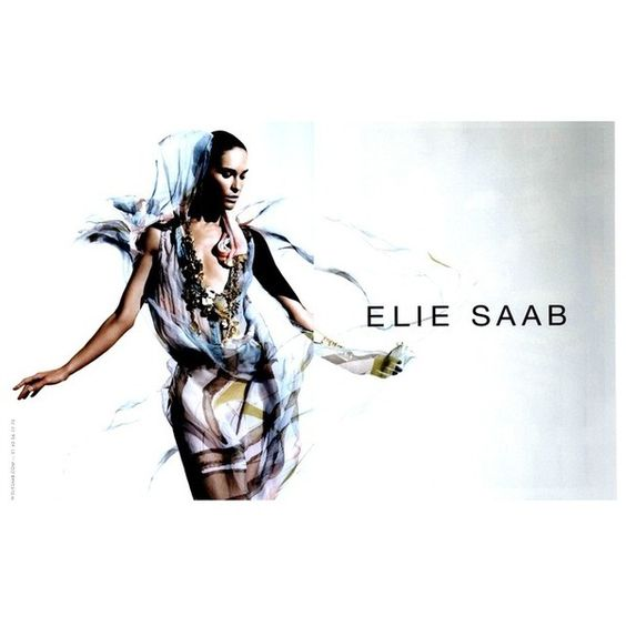 Personal shopper pinterest ad campaigns elie saab and spring