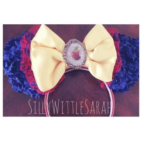 Inspired Mouse Ears! Perfect for your favorite character filled theme parks, raves, concerts, conventionsand more!  All Items are Hand Made by myself, and they are all made to order  Due to the Fact that they are hand made, products may slightly vary from product to product, but i try my best...