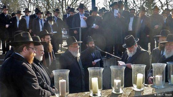 Rabinos europeos en Berlín, preocupados por el neoantisemitismo   DW.COM – Adribosch's Blog