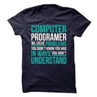 COMPUTER-PROGRAMER - Solve problem