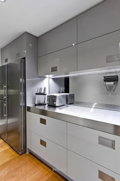 Nice Luxurious Modern Kitchen Designs The Post Luxurious Modern