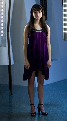 Alessandra Torresani as Zoe in Caprica