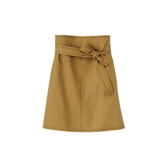 ルイ・ヴィトン (LOUIS VUITTON) - スカート - 3266ファッションアイテムのカタログ検索 | VOGUE.COM ❤ liked on Polyvore featuring skirts, louis vuitton, bottoms and brown skirt