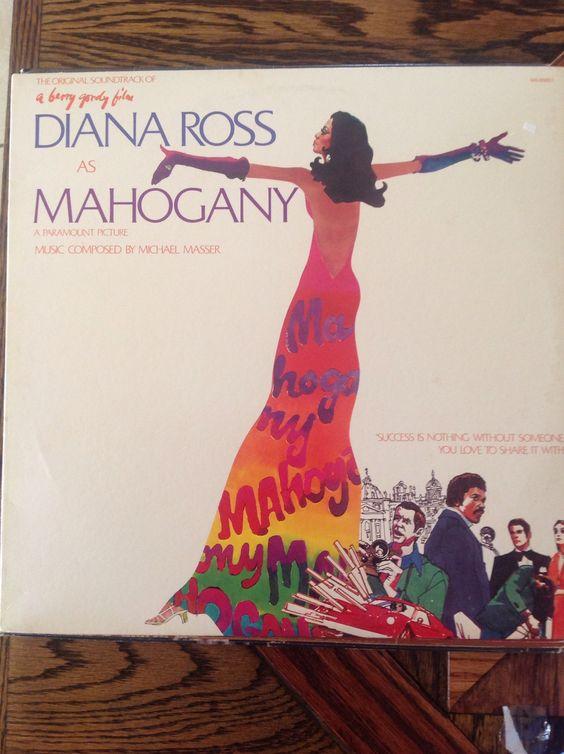 Mahogany soundtrack 1975