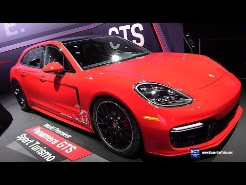 2020 Porsche Panamera Gts Sport Turismo Exterior Interior Walkaround Porsche Panamera Porsche Car