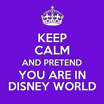 I wish I was at Disney!