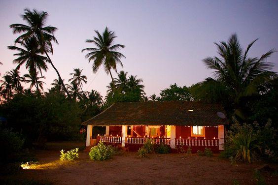 Colomb Bay Beach House Goa
