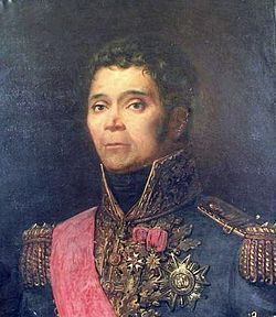 François Étienne de Kellermann (1770-1835). The General de Division commanded (from 1813 onwards) the IV, the III and the short-lived VI Cavalry Corps in the Grande Armee.