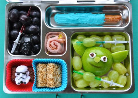 haha!  May the Fourth Be With You..so doing this one next year!