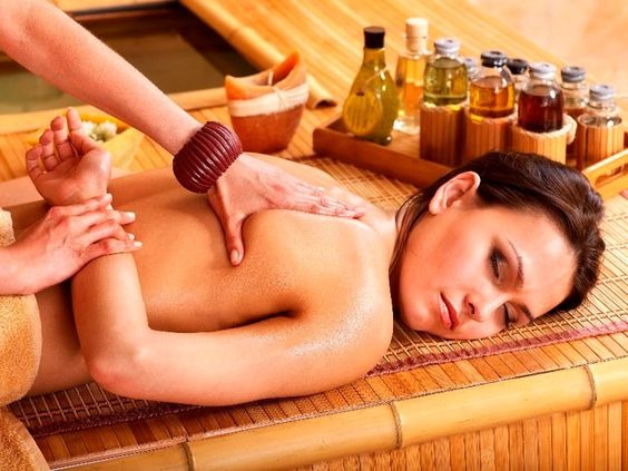 O que é massagem ayurvédica: conheça essa terapia milenar #saúde #bemestar #terapias