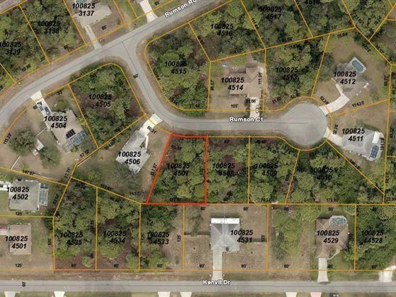 Pin On Charlotte Sarasota County Land For Sale