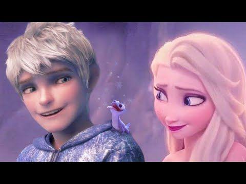 Jelsa Let Me Go Youtube Jelsa Jack Frost And Elsa Jack And Elsa