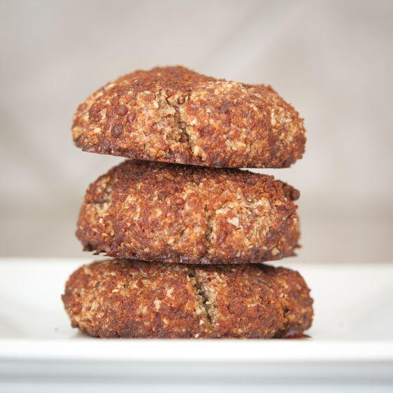 Paleo, Almond Free, Egg Free, Snickerdoodle Cookies