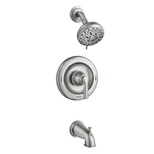 Moen Hilliard Tub Shower Faucet Valve Included At Menards