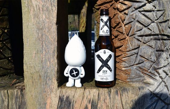 Toy Art para cervejeiros permite colecionar tampinhas favoritas