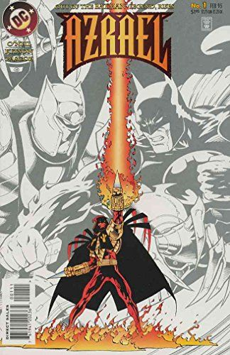 AZRAEL 10-Different Comics, Batman Spinoff, Instant @ niftywarehouse.com