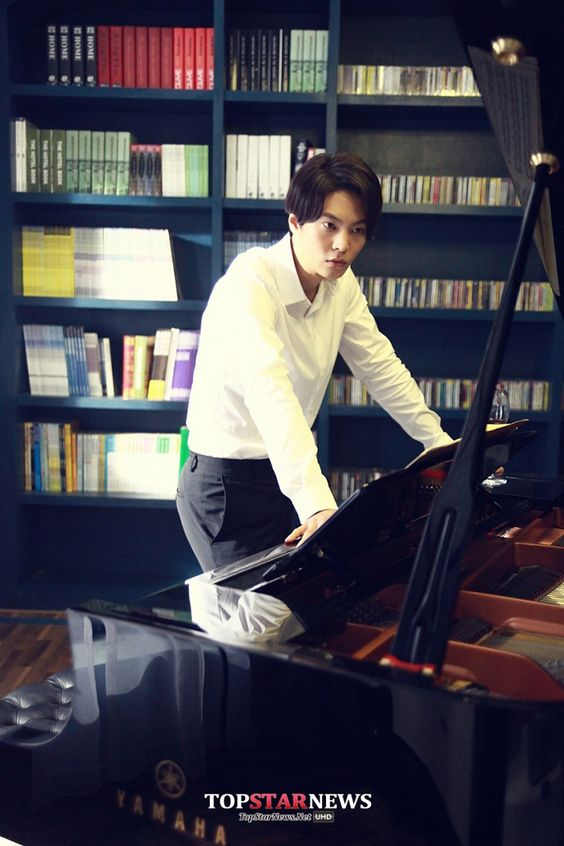 "Joo Won Demonstrates He's A Piano Virtuoso In New ""Tomorrow Cantabile"" Stills 