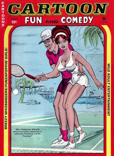 GCD :: Cover :: Cartoon Fun and Comedy #80