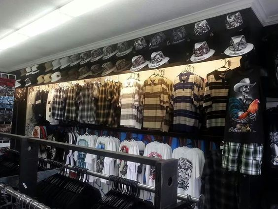 Cholo clothing stores simply