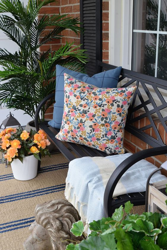 Easy Cozy Patio