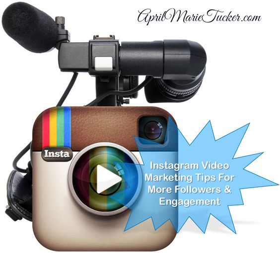 Instagram Video is a great way to engage with your audience and make them feel connected with you. I personally have used video marketing since starting my business back in 2010 and statistics prove that people that do use video in their marketing increase their marketing success by 400%