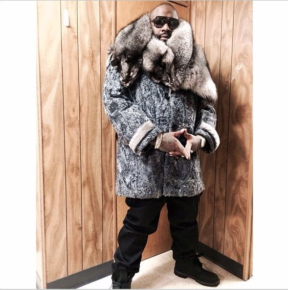 PETA U Mad? The Best Celebrity Fur Coats of This Past WinterRick