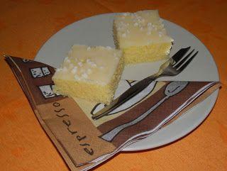 Diese, Solche und Andere Rezepte: Zitronenkuchen - Blechkuchen