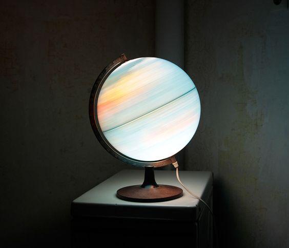 #Globe #light