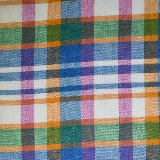 Darice Pastel Yarn Dyed Plaid Fabric