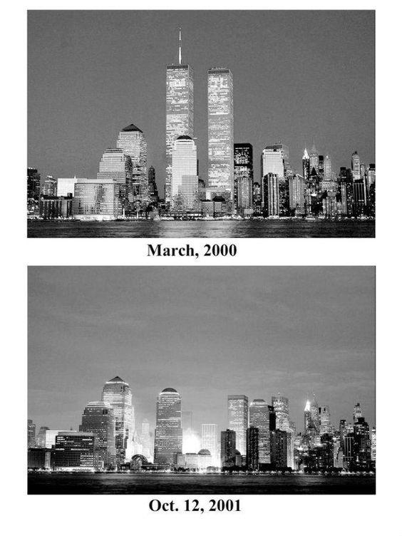 World Trade Center: nacimiento y caída de un símbolo - Historia - ABC.es