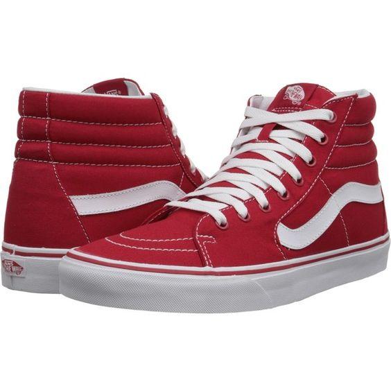 ac48df78ed botas vans rojas
