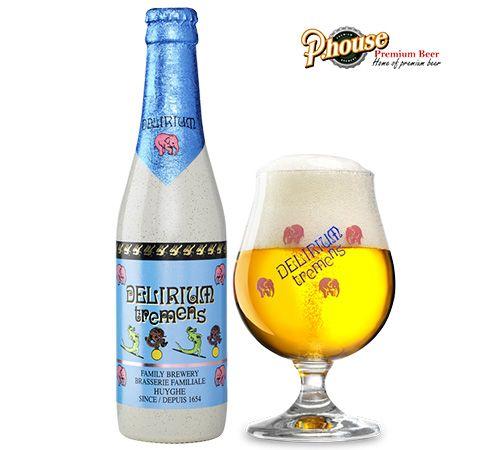 Bia con voi Delirium Tremens