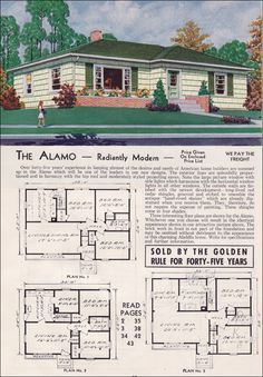 Image result for 1950s minimal traditional hipped roof