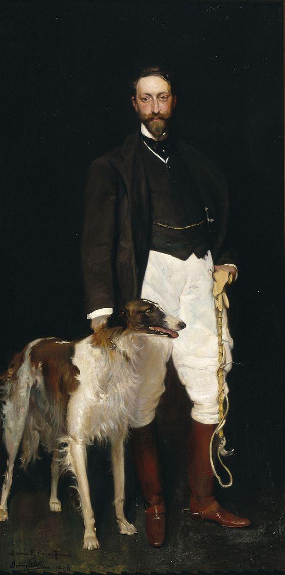https://flic.kr/p/wvAZHT | Borras Abella, Vicent - Pere Casas Abarca, 1906, 231 x 115 cm | Visit my portfolio site: celestial-images.artistwebsites.com/