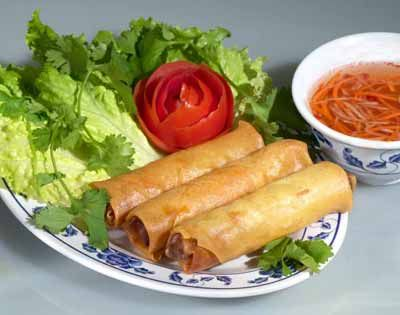 Vietnamese Egg Roll Recipe...The REAL thing! Cant wait to make these!