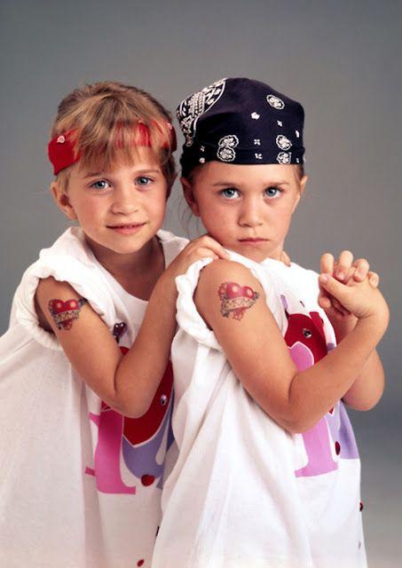 Olsen sisters /Olsen twins