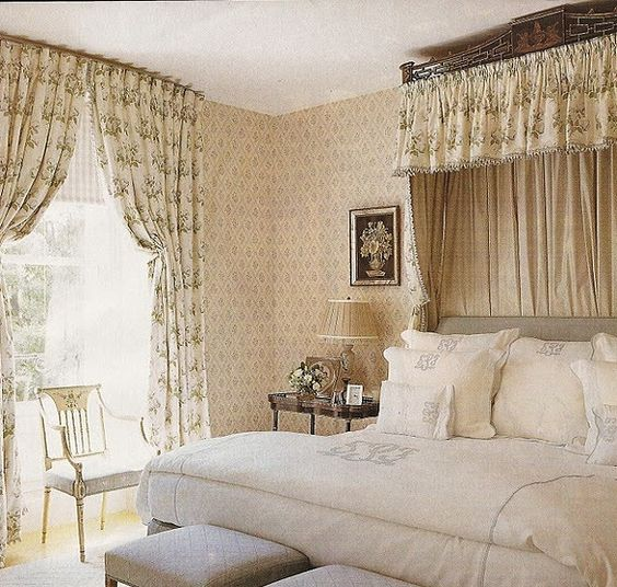 Elegant English Country Style Bedroom Bedroom Design Pinterest English Country Style And