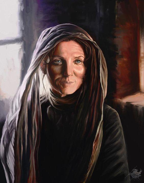 [SPOILERS] Catelyn Stark by sanozbulbul