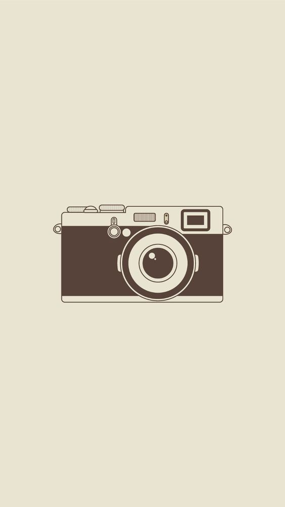 Old camera minimal iphone wallpapers mobile9 iphone 6 for Camera minimal